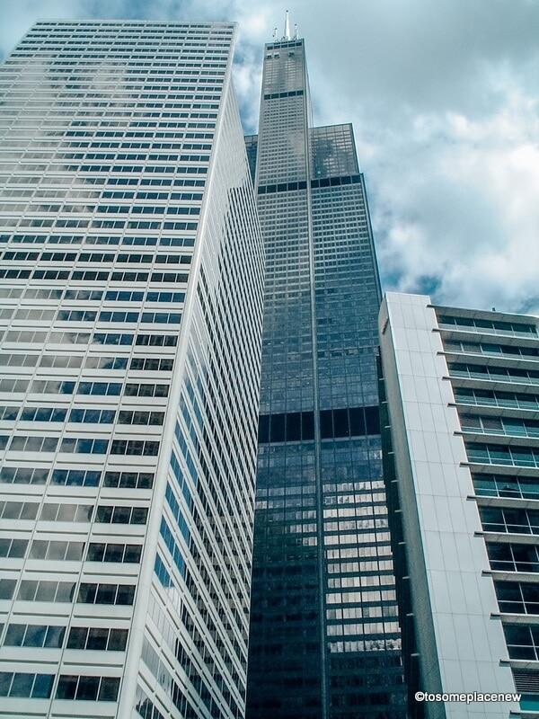 Willis Tower Chicago itinerary 2 days