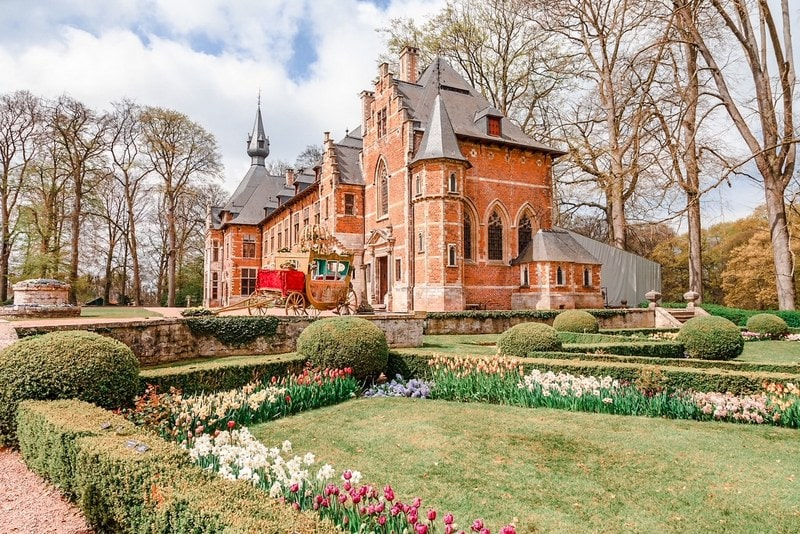Castles in Belgium
