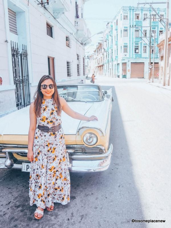 Dressed up in Havana