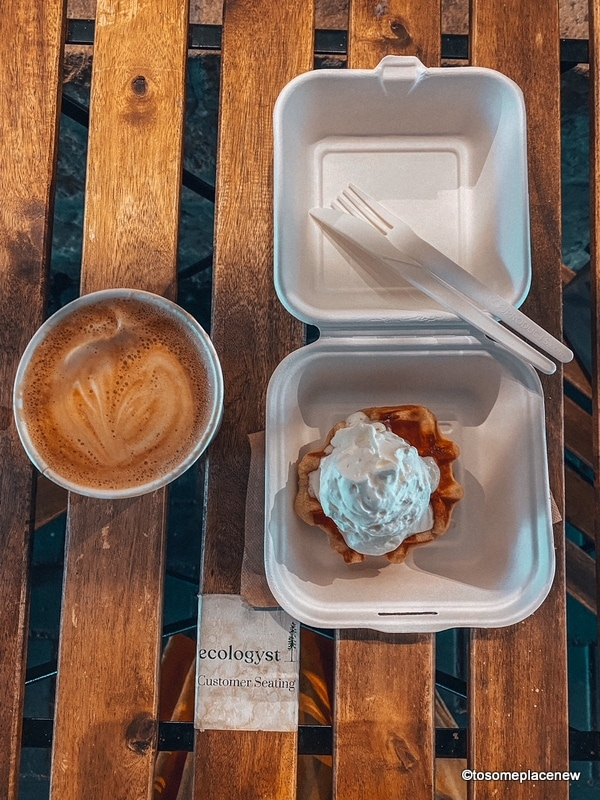 Ecologyst - Coffee and Toast Bar
