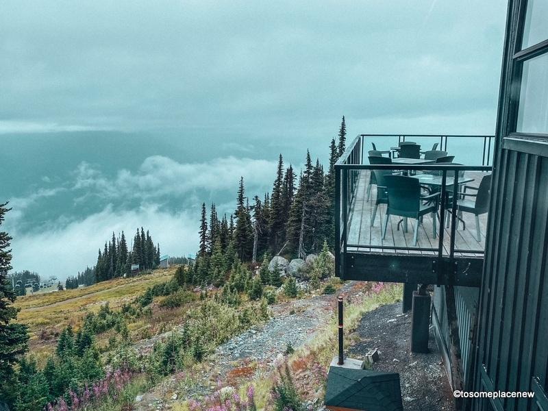 Rendezvous Lodge Whistler Blackcomb