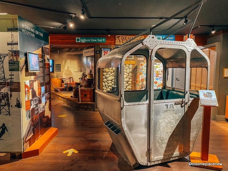 Inside Whistler Museum