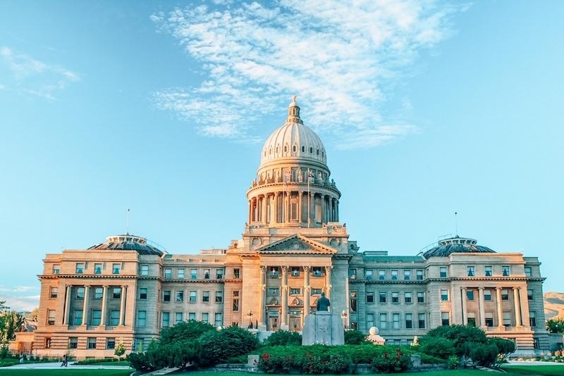 Idaho Capitol Building: