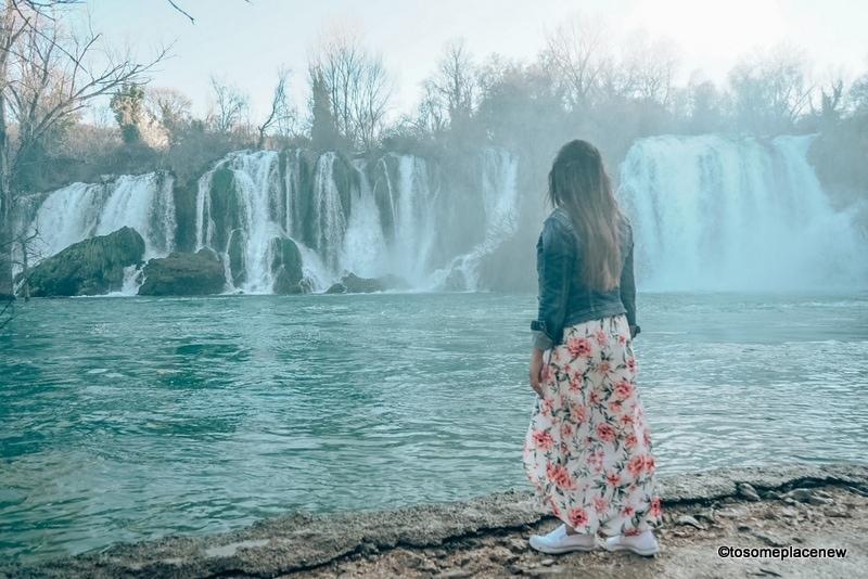 Kravice Waterfalls Bosnia Herzegovina
