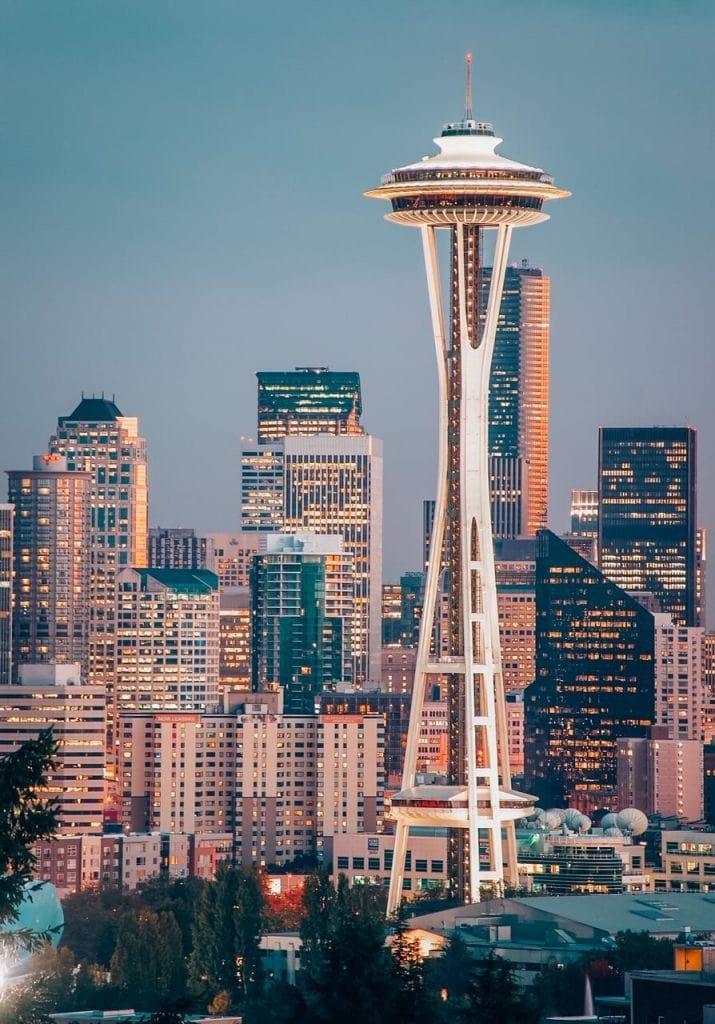 Seattle Washington State