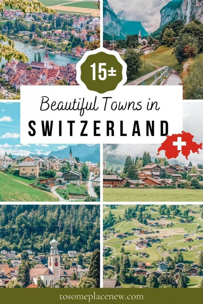 Pin for Best Small towns in Switzerland